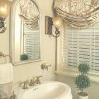 Window Treatment Ideas For Small Bathroom Window