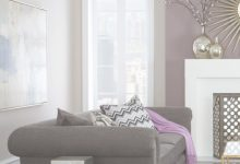 Purple And Cream Living Room Ideas
