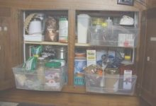 Rv Kitchen Storage Ideas
