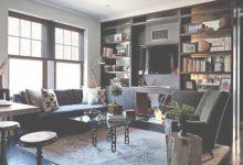 Masculine Living Room Decorating Ideas