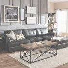 Living Room Ideas With Black Sofa