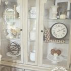 How To Decorate China Cabinet