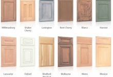 Kitchen Cabinet Faces
