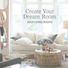 Living Room Ideas Pottery Barn