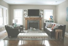 Living Room Layout Ideas With Fireplace And Tv