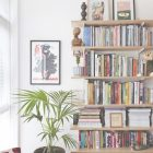 Ideas For Bookcases In Living Rooms