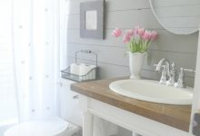 Pedestal Sink Bathroom Ideas