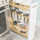 Space Saving Ideas For Kitchen Cupboards