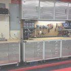 Seville Garage Cabinets
