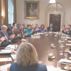 How Many People Are In The Us Cabinet