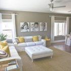 Living Room Ottoman Ideas