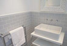 Bathroom Gray Tile Ideas