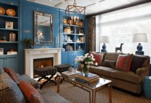 Blue Living Rooms Ideas