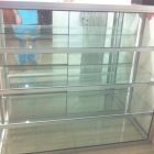 Second Hand Glass Display Cabinets