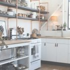 Open Style Kitchen Cabinets