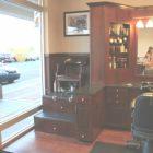 Barber Shop Cabinets