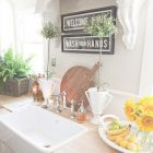 Above Kitchen Sink Ideas