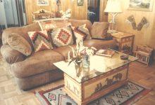 Cowboy Living Room Ideas