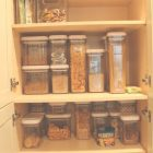 Kitchen Closet Organization Ideas