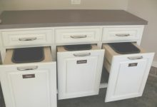 Kitchen Recycling Center Ideas