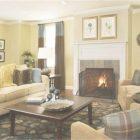 Light Yellow Living Room Ideas