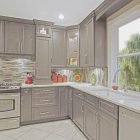 Grey Kitchen Cabinets For Sale