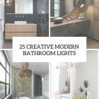 Bathroom Light Ideas Photos