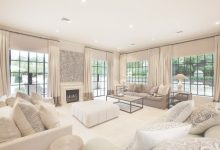 Living Room Ideas Cream
