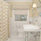 Bathroom Window Dressing Ideas