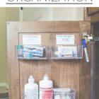 Storage Ideas For Under Bathroom Sink