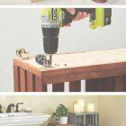 Diy Bathroom Shelf Ideas