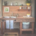 Outdoor Kitchen Sinks Ideas