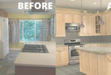 Cheap Kitchen Makeover Ideas