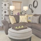 Decorating Ideas For Living Room With Brown Couch