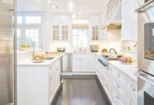 Ideas For Long Narrow Kitchens