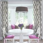 Window Treatment Ideas For Bay Windows In Living Room