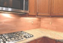 Kitchen Copper Backsplash Ideas