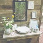 Outdoor Wedding Bathroom Ideas