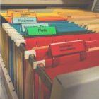 Filing Cabinet File Hangers