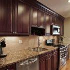 Dark Cabinets And Countertops