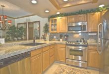 Kitchen Decorating Ideas With Oak Cabinets