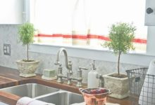Decorating Ideas For Kitchen Counters
