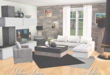 Sims 3 Living Room Ideas