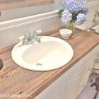 Cheap Bathroom Countertop Ideas