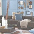 Blue And Brown Decorating Ideas Living Room