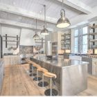 Rustic Industrial Kitchen Ideas