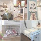 Kitchen Towel Storage Ideas