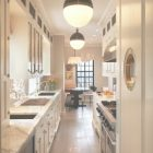 Long Kitchen Ideas