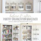 Apartment Kitchen Organization Ideas