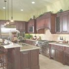 Cherry Cabinet Kitchen Ideas